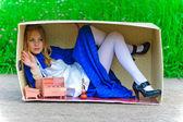 Alice in Wonderland — Stock Photo