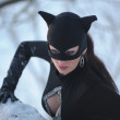 Catwoman — Stock Photo