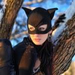 Catwoman — Stock Photo #4879618