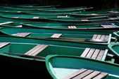 Many boats — Stock Photo