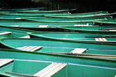 Muchos barcos — Foto de Stock