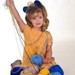Little girl — Stock Photo #5015746