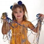 Little girl — Stock Photo #5015810