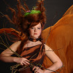Forest goddess — Stock Photo #5147541