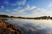 河和天堂 — 图库照片