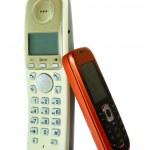 Telephones — Stock Photo