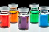 Various Colorful Medicatoins. — Stock Photo