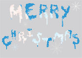 Merry Christmas — Stockvector