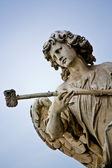 Marble statue — Stock Photo