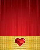 Valentine — Stockvektor