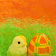 Easter background — Stock Photo #5115780