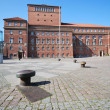 Townhall in Kiel/Germany — Stock Photo