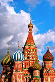 St basil cathedral, moscou, russie — Photo