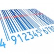 Universal Barcode - Stock Photo