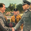 Adolf Hitler in Neiderlausitz — Stock Photo #5186950