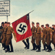 Nazi's Marching — Stock Photo