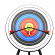 Royalty-Free Stock Photo: Bullseye