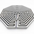 Maze — Stock Photo