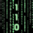 Foto de Stock  : Binary Code