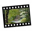 Royalty-Free Stock Photo: Countryside filmstrip