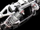 Car suspension — Stock Photo