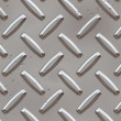 Chrome rivets - Stock Photo