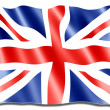Union Jack — Stock Photo #4391744