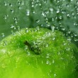 Apple splash - Stockfoto