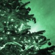 Christmas tree — Stock Photo #4392037
