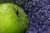 Refreshing apple — Stock Photo