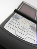 Keypad close up — Stock Photo