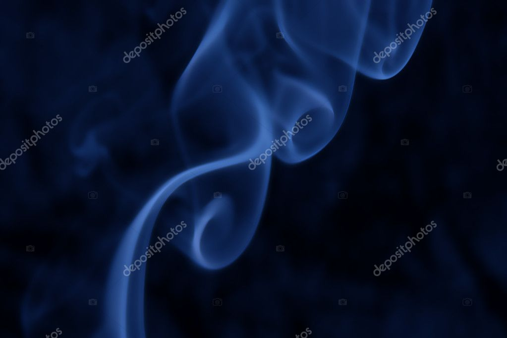 Abstract background of swirling smoke — Stock Photo #4394272