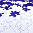 Puzzle pieces — Foto de stock #4406398