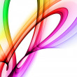 Royalty-Free Stock Photo: Rainbow abstract