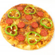 Pepperoni pizza — Stock Photo #4410155