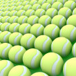 Royalty-Free Stock Photo: Tennis balls