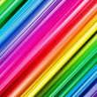 Rainbow abstract - Stock Photo