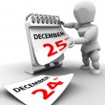 Christmas day — Stock Photo #4414848