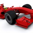 Formula one car — Stock Photo #4416332