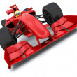 Formula one car - Stock Photo