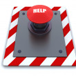 Push button — Stock Photo #4417221