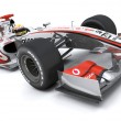 Formula one car — Stock Photo #4417631