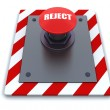 Push button — Stock Photo