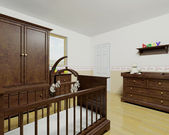 Nursery interior — Stock Photo