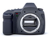 3D Digital camera — Stock Photo