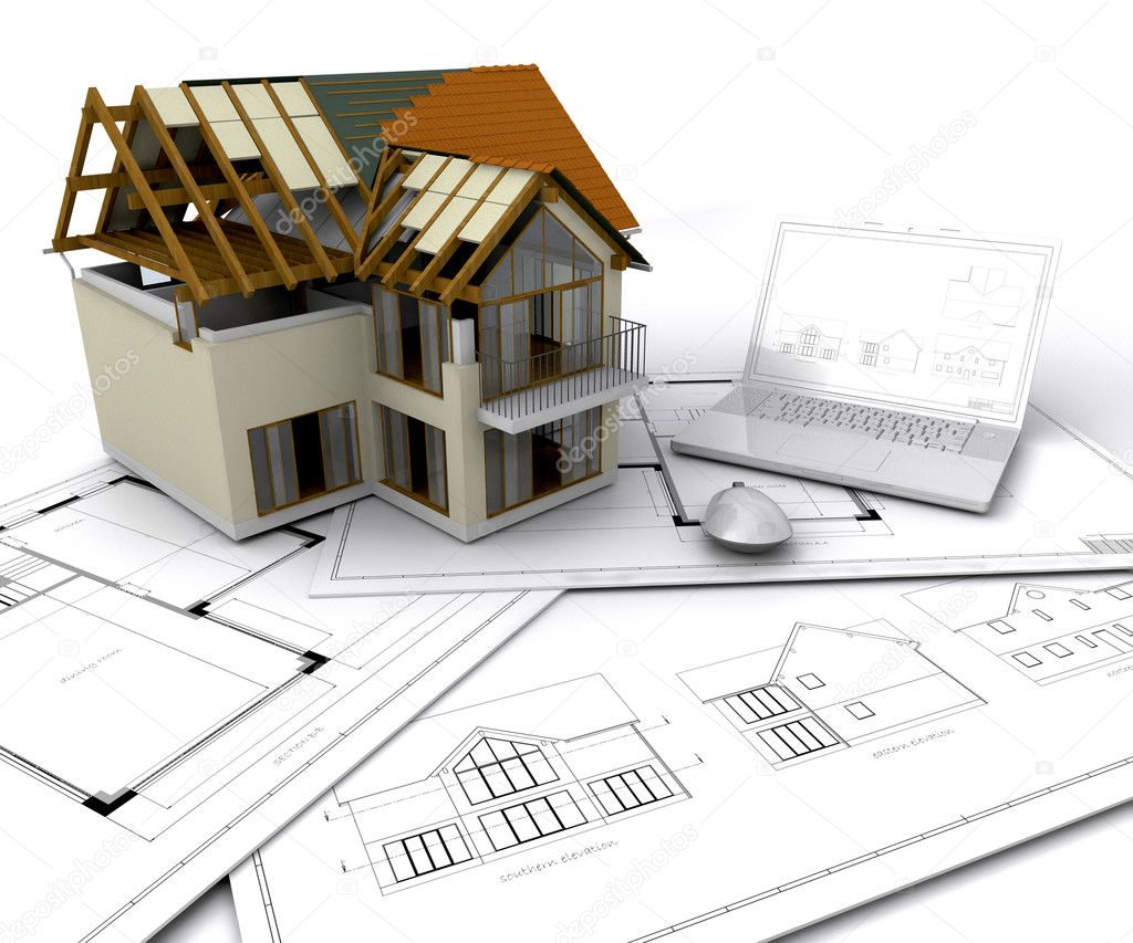 House under construction stock photo kjpargeter 4411446 for House for construction