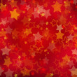 Grunge star background — 图库照片