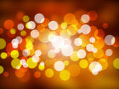рождественские огни — Стоковое фото