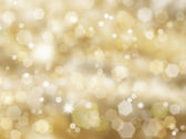 Glittery gold background — Foto Stock