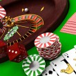 Casino items — Stock Photo #5032443